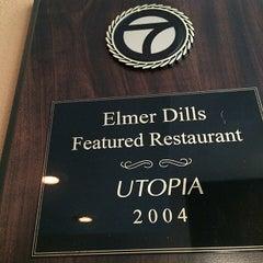 Photo taken at Utopia by UTOPIA g. on 4/24/2014