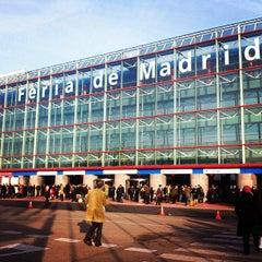 Photo taken at IFEMA (Feria de Madrid) by Didem ❤️ on 1/31/2013