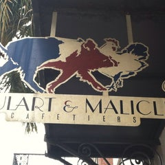 Photo taken at Gaulart & Maliclet French Café Fast and French Inc. by Holly R. on 8/6/2013