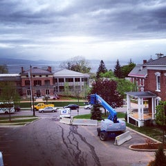 Photo taken at Champlain College by Dana I. on 5/16/2014