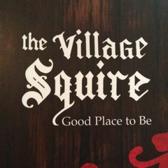 Photo taken at The Village Squire by Patrick F. on 2/9/2013
