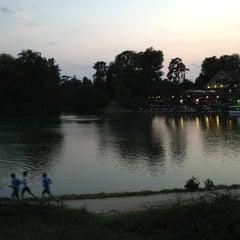 Photo taken at Bois de Boulogne by phildub on 7/18/2013