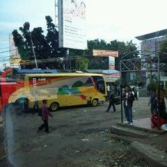 Photo taken at Terminal Baranangsiang by Maz Gede P. on 12/8/2014
