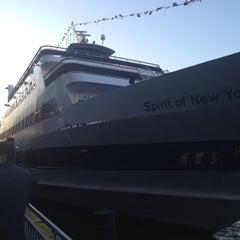 Photo taken at Spirit of New York by Kim F. on 3/17/2015