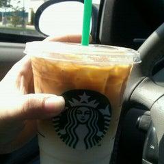 Photo taken at Starbucks by Kali W. on 8/31/2011