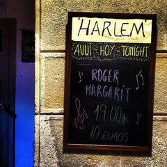 Photo taken at Harlem Jazz Club by Joel d. on 3/3/2013