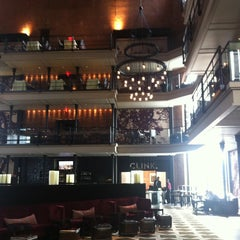 Photo taken at The Liberty Hotel by ESurkont on 5/8/2013