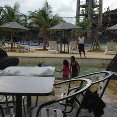Photo taken at Pandawa Water World by Anindya R. on 1/13/2013