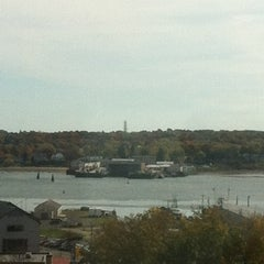 Photo taken at Holiday Inn Portland-By The Bay by Wayne F. on 10/23/2012