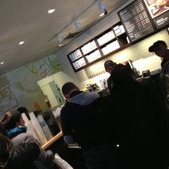 Photo taken at Starbucks by Nikita I. on 3/23/2013