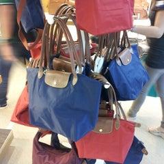 Photo taken at Longchamp by Mohd Hazerul A. on 11/23/2012