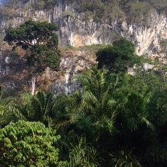Photo taken at Gua Musang by Diana K. on 3/23/2016
