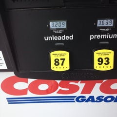 Photo taken at Costco Gasoline by Betsy T. on 7/16/2014