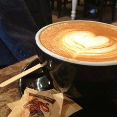 Photo taken at Kafka's Coffee & Tea by Greg L. on 9/23/2012