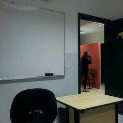 Photo taken at Escola de Idiomas Paulo Sérgio Fiorotti by Thatiane A. on 4/12/2013
