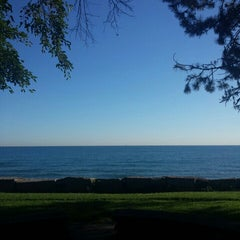 Photo taken at Chicago's Lakefront (Hyde Park) by Sarah W. on 8/1/2015