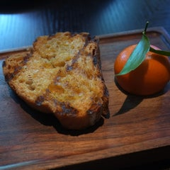Photo taken at Dinner by Heston Blumenthal by Jess on 10/5/2012