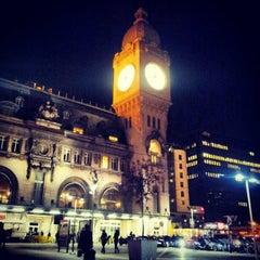 Photo taken at Gare SNCF de Paris Lyon by Zied L. on 2/20/2013