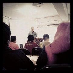 Photo taken at Fakultas Matematika dan Ilmu Pengetahuan Alam (MIPA) by Ninda S. on 9/17/2013