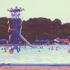Photo taken at Coney Island by Christian A. on 7/8/2013