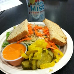Photo taken at Brigham & Women's Cafeteria by Jason M. on 12/5/2012