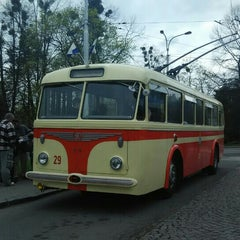 Photo taken at Michálkovice (bus) by Dávid B. on 4/18/2015