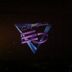 Photo taken at Captain EO by Kit on 9/30/2012