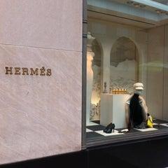 Photo taken at Hermès by Ryan M. on 12/22/2012