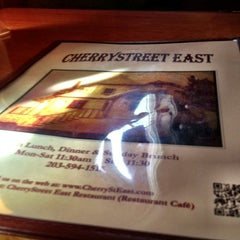 Photo taken at Cherry Street East Cafe by jon p. on 3/1/2013