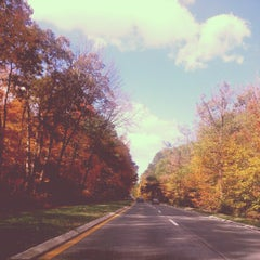 Photo taken at Palisades Interstate Parkway by Raisa B. on 10/21/2012