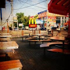 Photo taken at McDonald's by Roman P. on 6/5/2013
