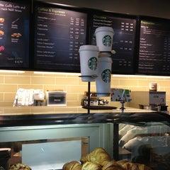 Photo taken at Starbucks by Erik on 2/20/2013