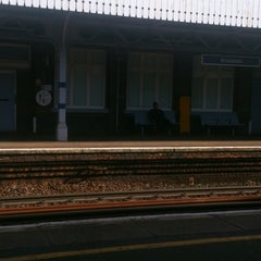 Photo taken at Broadstairs Railway Station (BSR) by Gbenga M. on 10/18/2014