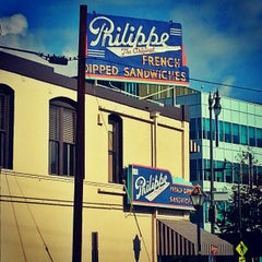 Photo taken at Philippe The Original by Anthony C. on 1/26/2013