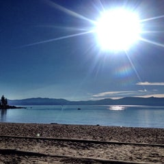 Photo taken at Meeks Bay Resort by Tiffany K. on 7/25/2014