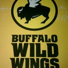 Photo taken at Buffalo Wild Wings by Matt O. on 9/16/2012