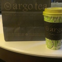 Photo taken at Argo Tea by Theresa H. on 12/4/2013