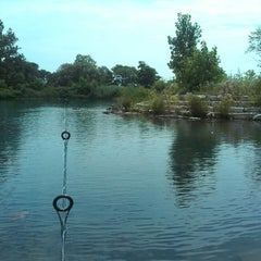 Photo taken at Maheras-Gentry Historic Park by Lucas D. on 8/5/2014