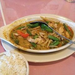 Photo taken at Thai Garden Cuisine by Rachel S. on 7/13/2013