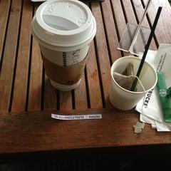 Photo taken at Starbucks by Ivan R. on 4/17/2013