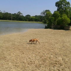 Photo taken at James Island County Park Dog Park by Kathy A. on 6/21/2014