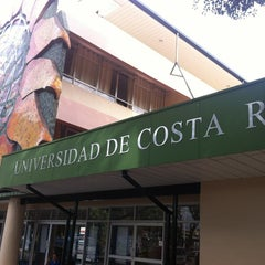 Photo taken at Universidad de Costa Rica by Marco M. on 11/15/2012