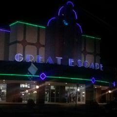 Photo taken at Regal Cinemas Clarksville 16 by stromie on 11/25/2012