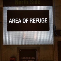 Photo taken at Port Authority North Side Station by Philip O. on 3/27/2015