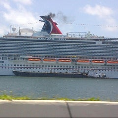 Photo taken at Port Of Miami - Carnival Cruise by Shirlise C. on 5/11/2013