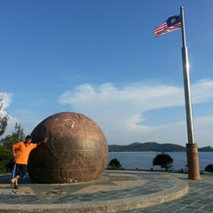 Photo taken at Tip Of Borneo by Zulkepli R. on 7/2/2013