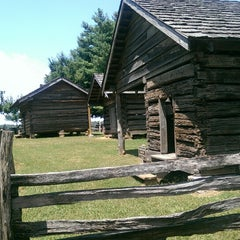 Photo taken at Vann House Historic Site by Lee C. on 8/5/2014