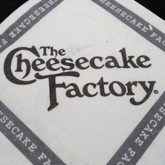 Photo taken at The Cheesecake Factory by matt j. on 12/9/2012