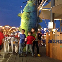 Photo taken at Joe's Fish Co. by Wendy R. on 7/23/2014