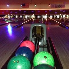 Photo taken at Bel Mateo Bowl by Christine G. on 12/23/2012